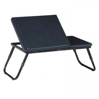 Notebook hordozgató asztal, fekete - AU LIT